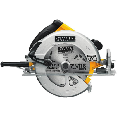 Best circular saws rated tested in 2018 contractorculture 2 dewalt dwe575sb greentooth Image collections