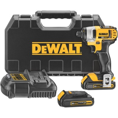 2. DEWALT DCF885C2