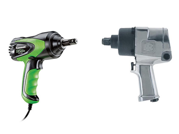 air impact wrench vs corsless impact wrwnch