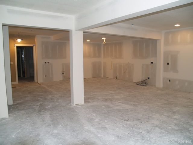 Basement remodeling cost guide updated with prices in 2017 Diy basement finishing ideas