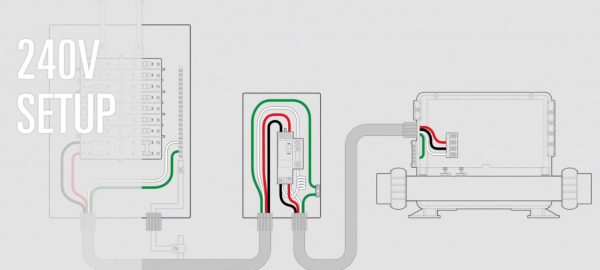 wiring a hot tub to fuse box   28 wiring diagram images