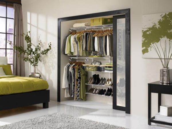 closet configuartion