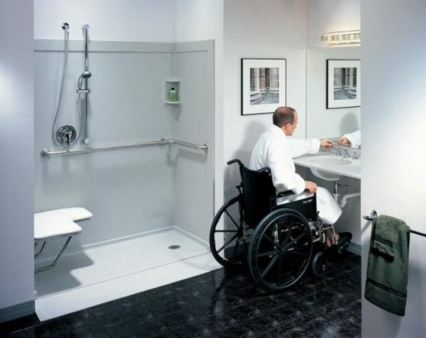 disability remodeling bathroom