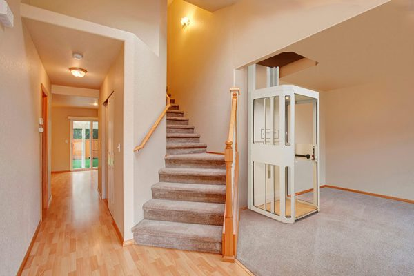 Disability remodeling cost guide and price breakdown for Elevator home cost