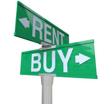 buying vs renting laminate cutter