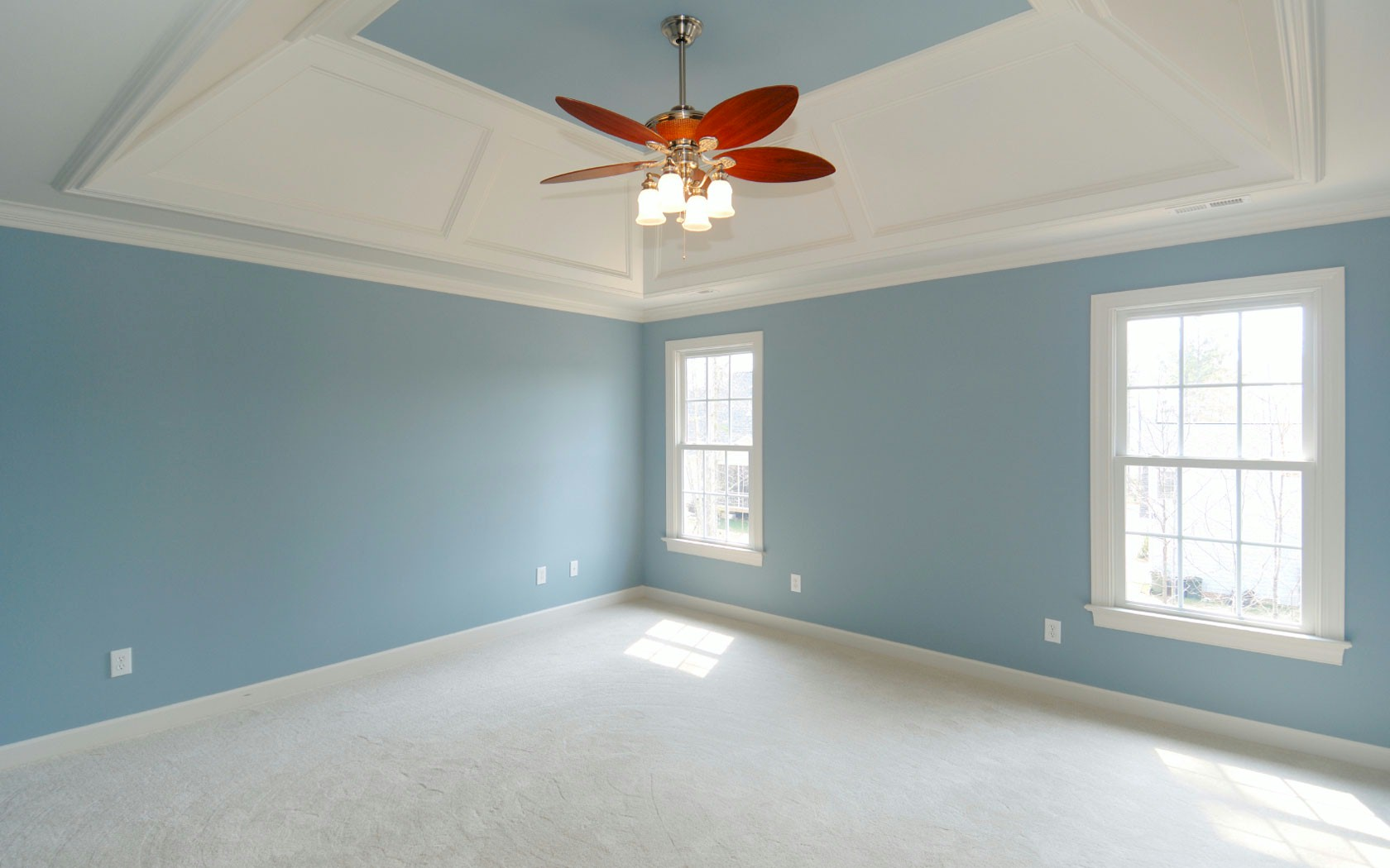 cost to paint walls and ceilings
