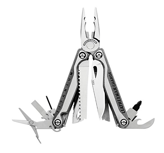 10. Leatherman Charge TTI