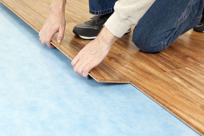 flooring underlayment