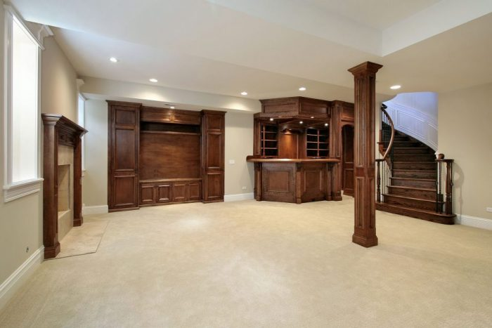 improving your basement