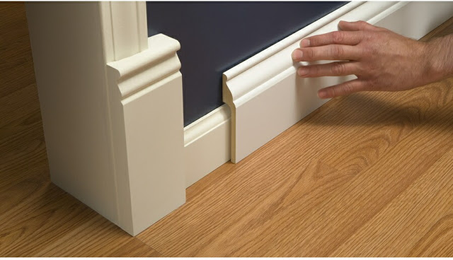 installing the baseboard