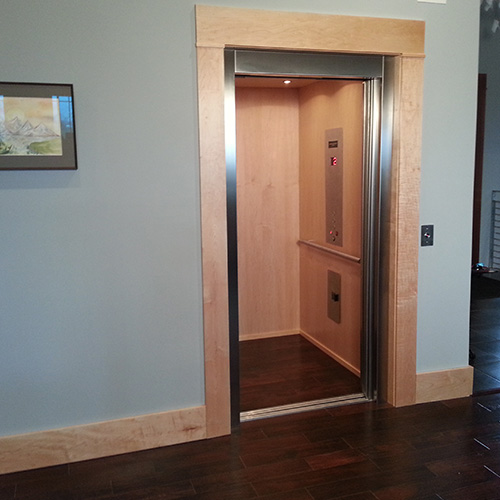 Elevator installation cost guide specs instructions for Small elevator for home price