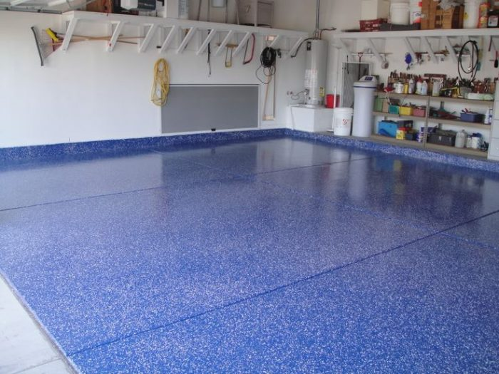garage floor paint