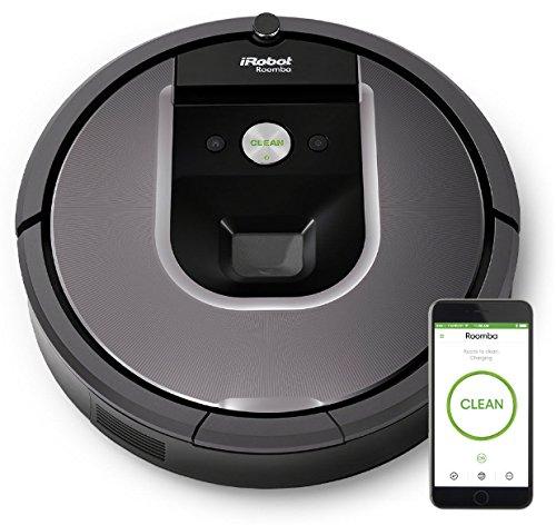 5. iRobot Roomba 960