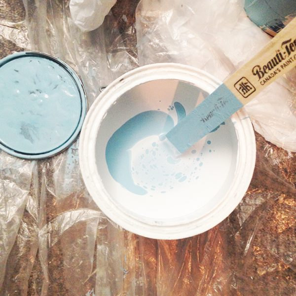 mixing wall paint colors