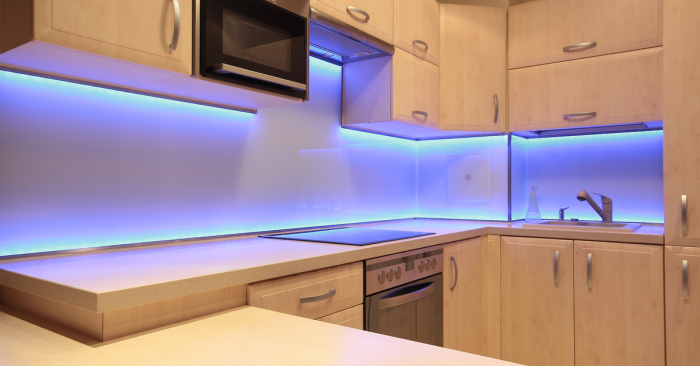 install kitchen cabinet lighting led cabinet lighting cost amp installation 17883