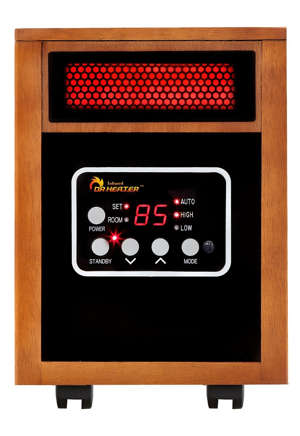 5. Dr. Infrared Heater Portable
