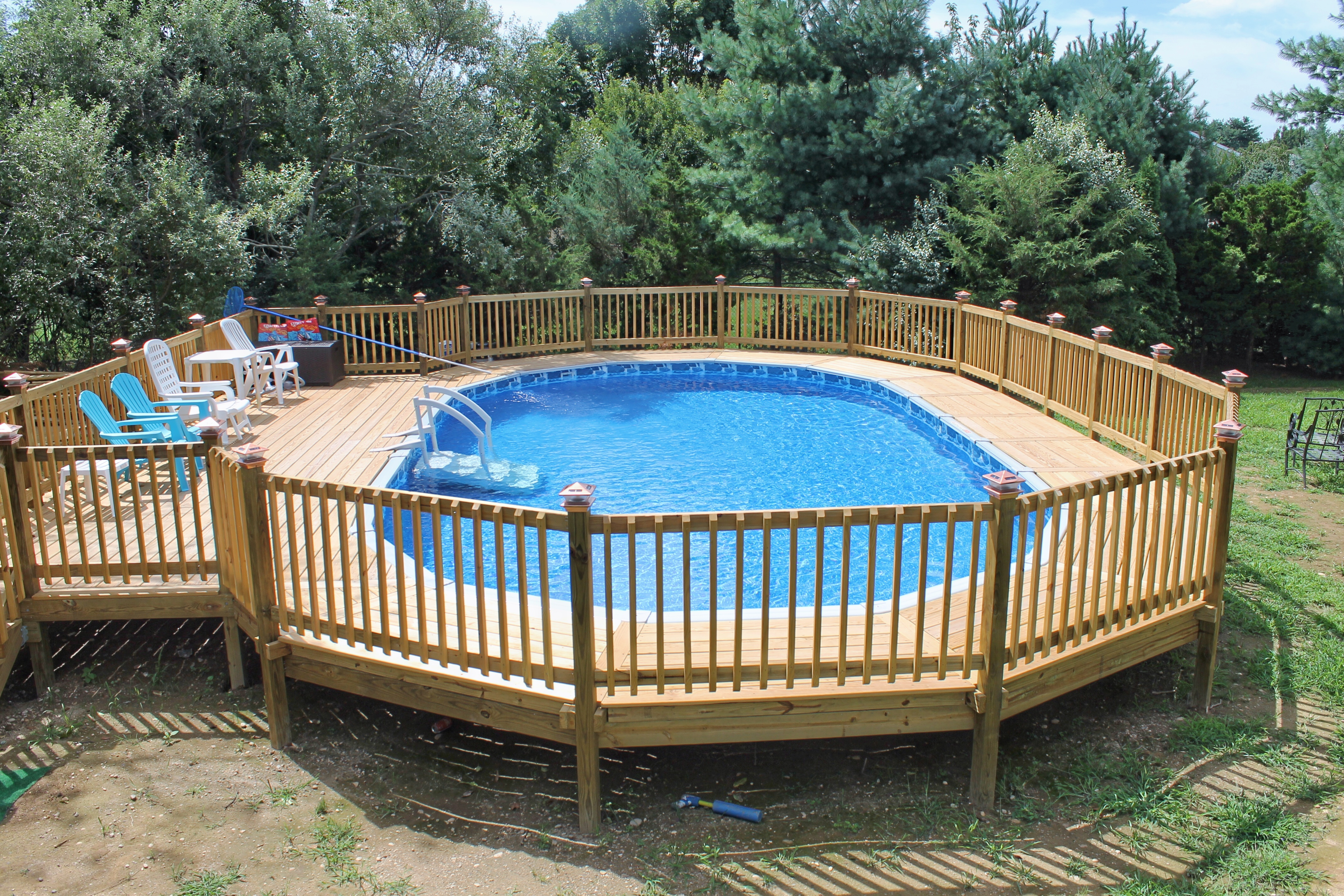 Above Ground Pool Installation Cost Amp Useful Tips