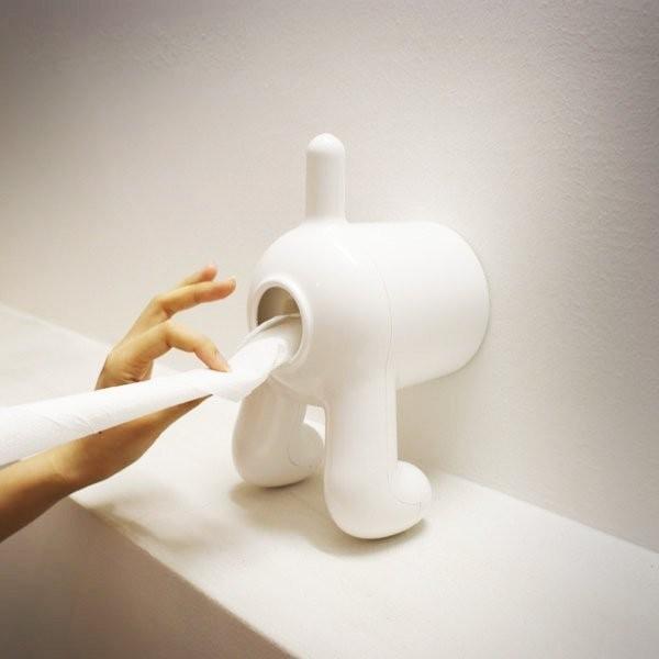 Custom Toilet Paper Holders | Interior Design Ideas