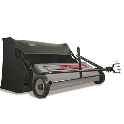 Pull Apart Canton Ohio: Best Lawn Sweepers Reviews & Ratings In 2019