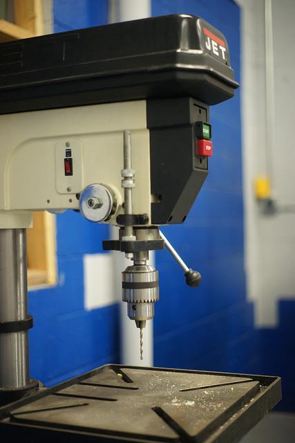 Drill Press Safety & Maintenance
