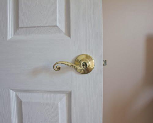 bedroom door handles