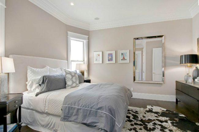 beige taupe bedroom