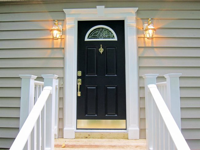 Front door color ideas you will love in 2019 contractorculture - Front door colors 2018 ...
