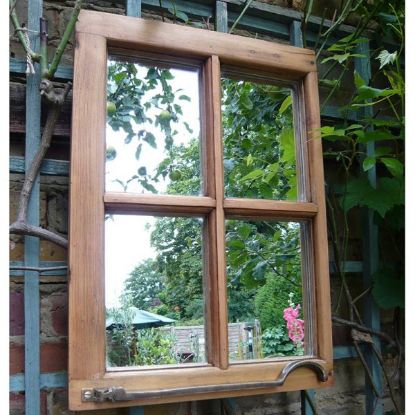 Turn A Window Into Mirror With Less, How To Turn Window Into Mirror