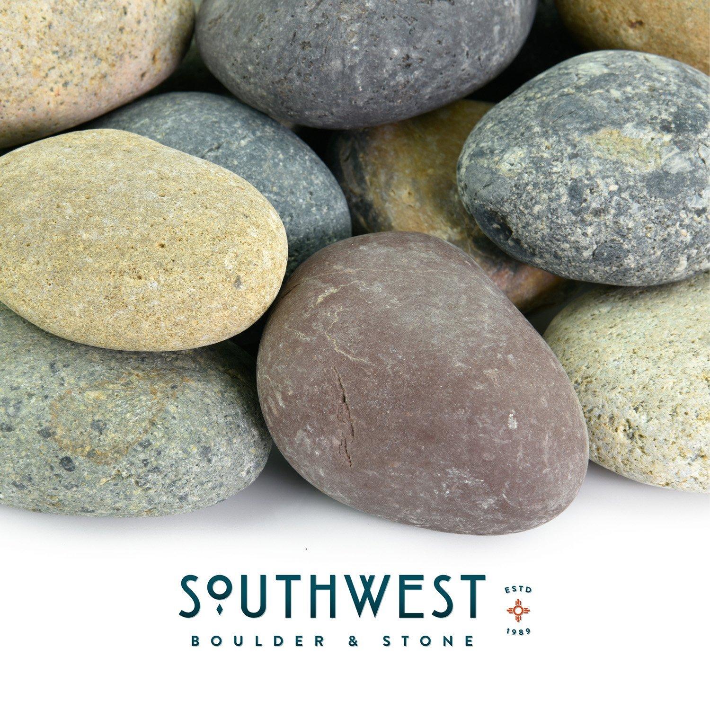 4. Mexican Beach Pebbles | 20 Pounds