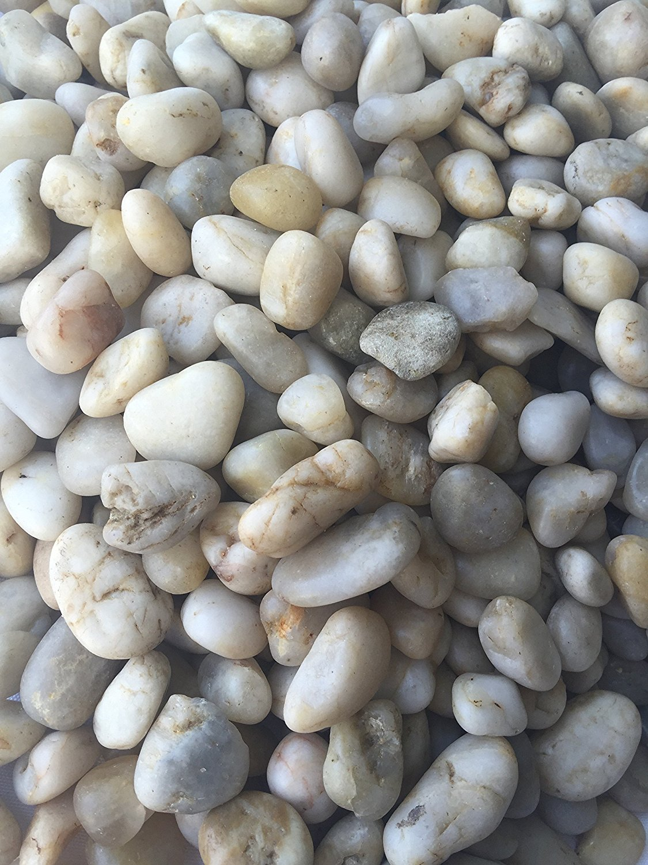 10. Easythru pebbles/River Rocks