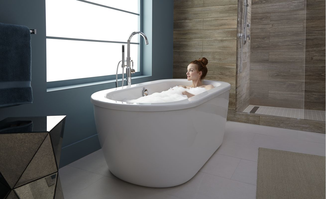 Stand Alone Tubs Cost And Installation Tips 2018