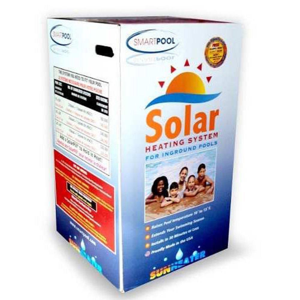 8. Smartpool S601P SunHeater