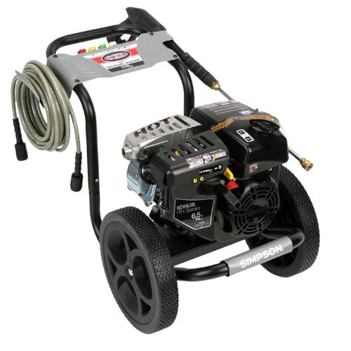 3. 15HP Gas Powered Grinder by Samson Machinery