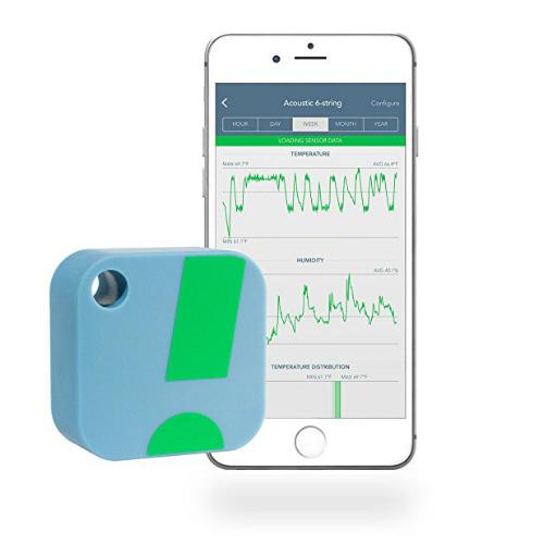 1. SensorPush Wireless Thermometer / Hygrometer