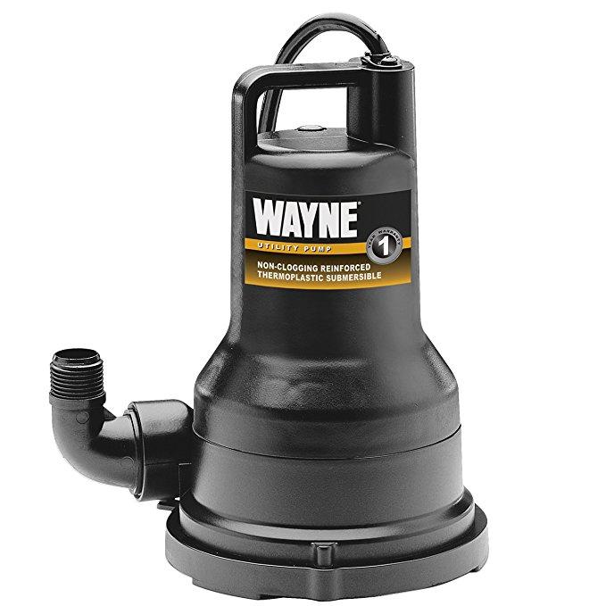 9. Wayne VIP50 1/2 HP