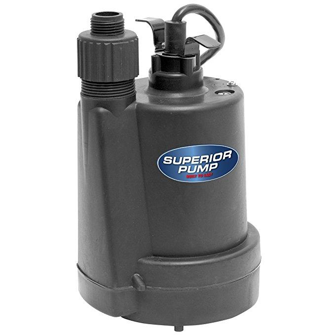 5. Superior Pump 91250