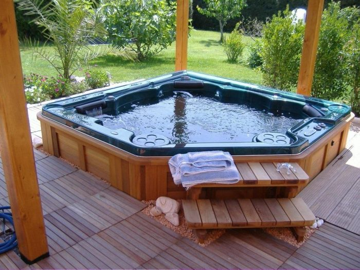 Images - Electrician cost to hook up hot tub
