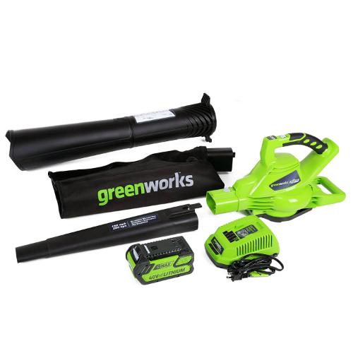 3. Greenworks 40V 185
