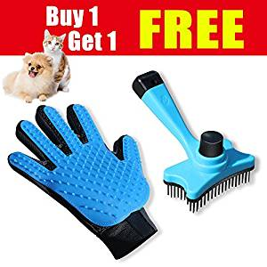 pet removal glove