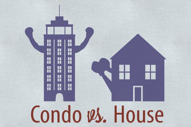 condo vs town house