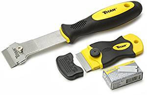 scraping razor