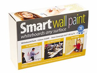 Dry-Erase Paint 6m² / 65 sq ft - Clear