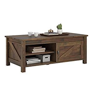 coffe table and storage