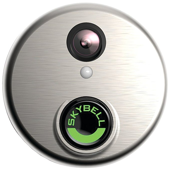 4. SkyBell (SH02300SL) HD Silver