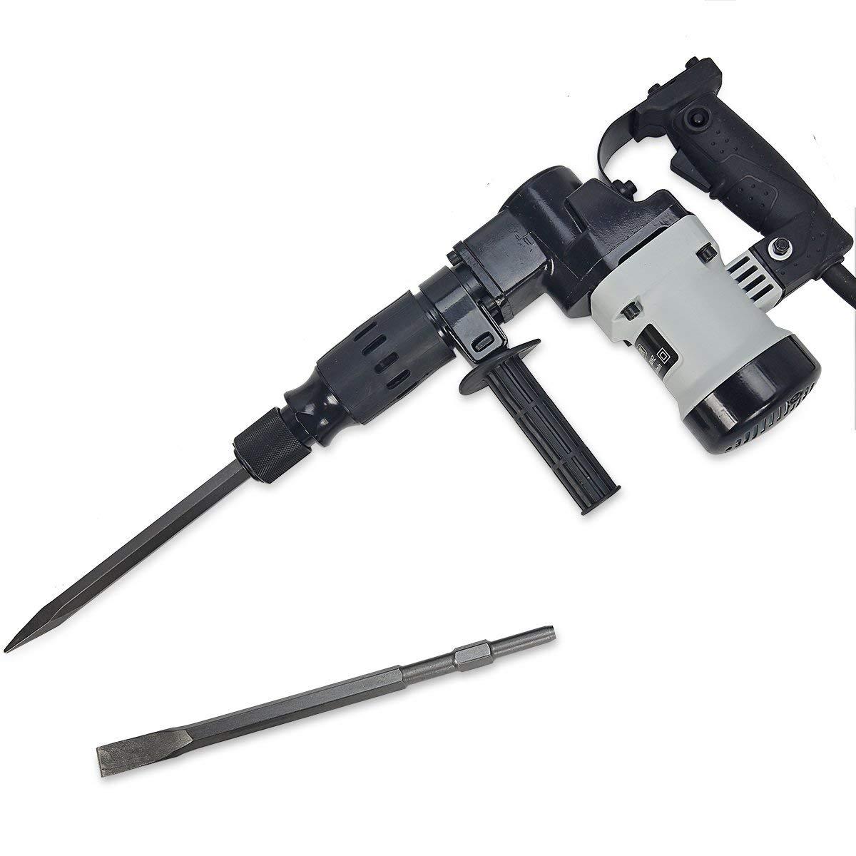 9. XtremepowerUS Demolition Hammer