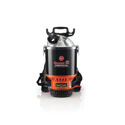 1. Hoover Commercial Lightweight Backpack Vacuum