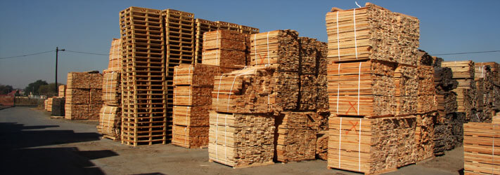 finding free pallets
