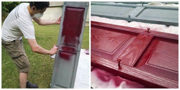 shutter paint
