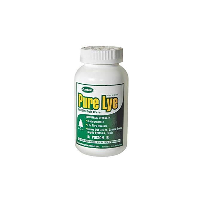 1. Comstar 30-500 Pure Lye Opener