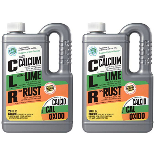 1. CLR Pro CL-4Pro Calcium Lime and Rust Remover
